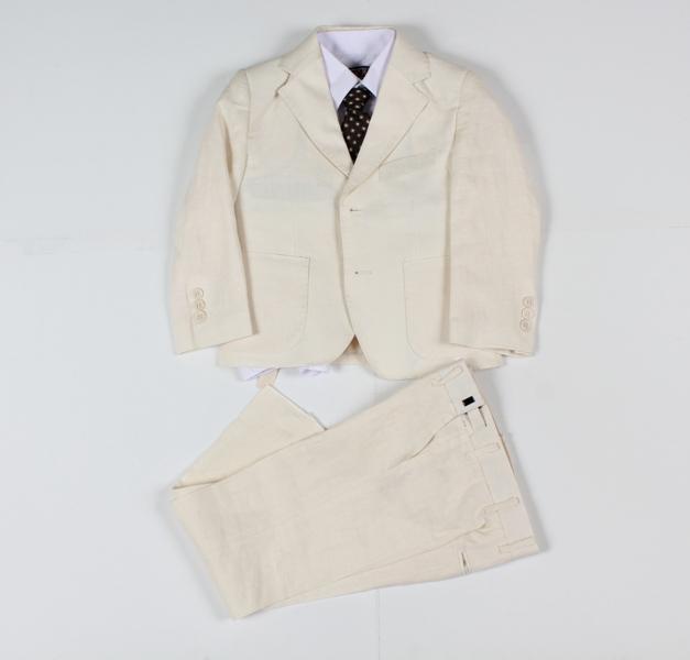 8744d4f07c6 Λινό κοστούμι 4τμχ M-ONE βρεφικό παιδικό εφηβικό | Παιδικά ρούχα ...